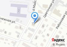 Компания «Ростехнадзор Братский территориальный отдел по энергетическому надзору Прибайкальского Управления Федеральной службы по экологическому» на карте