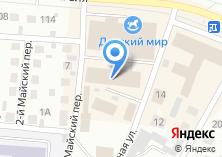 Компания «Три дивана» на карте
