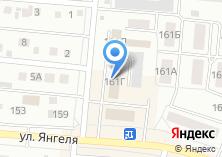 Компания «Отдел полиции №1 Управления МВД РФ по г. Братску» на карте