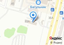 Компания «EVA» на карте