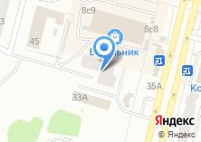 Компания «Карасев и Ко» на карте