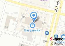 Компания «ААА-моторс» на карте