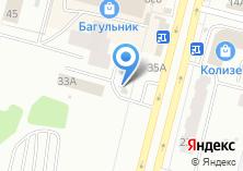 Компания «Свежее мясо Сибири» на карте