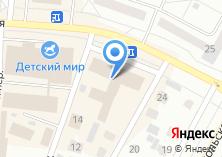 Компания «Ключевой выбор» на карте