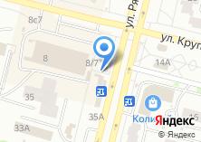 Компания «Киоск по продаже фруктов» на карте