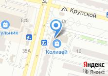 Компания «Детский клуб *ромашка*» на карте