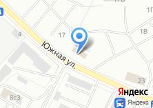 Компания «Русский Комфорт фабрика мебели» на карте