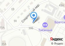 Компания «Фаворит+» на карте