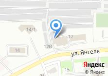Компания «Пятое колесо» на карте
