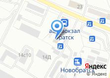Компания «Сибирь Сервис» на карте