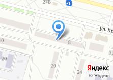 Компания «Садовый центр» на карте