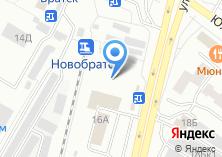 Компания «Чеширский КОТ» на карте
