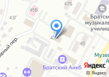 Компания «Кирилл и Мефодий» на карте