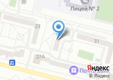 Компания «Адвокатский кабинет Иванова П.А» на карте