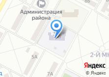 Компания «Детский сад №51 Жарок» на карте
