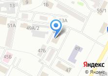 Компания «Братскторгтехника» на карте