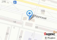 Компания «Катран» на карте
