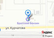 Компания «Автошкола для тех» на карте