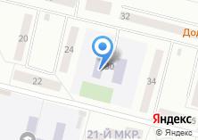 Компания «Православная гимназия во имя святителя Иннокентия» на карте