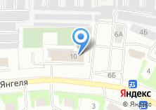 Компания «8 отряд Федеральной пожарной службы по Иркутской области ФГКУ» на карте