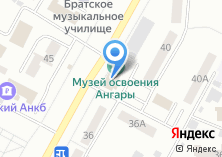 Компания «Сибиряк» на карте