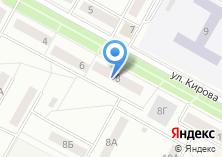 Компания «Адвокатский кабинет Тарасенко И.А» на карте