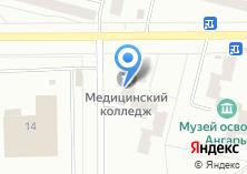 Компания «Stock city» на карте