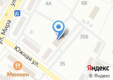 Компания «Такси единое» на карте