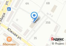 Компания «АНАТОМИЯ» на карте