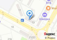 Компания «Зрение» на карте