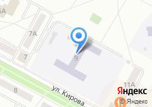 Компания «Средняя общеобразовательная школа №31 им. А.П. Жданова» на карте