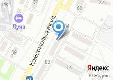 Компания «Жилтрест» на карте