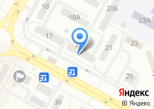 Компания «ДенежкА» на карте