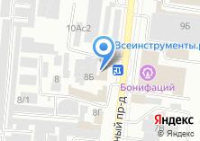 Компания «Спецкомплект Братск» на карте