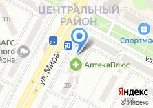 Компания «Ежевика» на карте