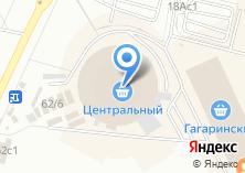 Компания «Позная» на карте