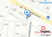 Компания «Лексика Электроникс» на карте