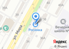 Компания «Росювелирторг» на карте
