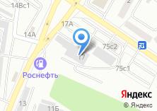 Компания «Rossko» на карте