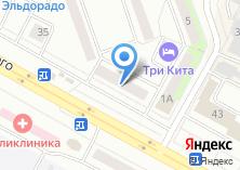 Компания «Зорька» на карте