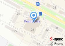 Компания «Чванова И.А» на карте