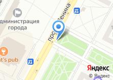 Компания «ДУЭТ-ИРКУТСК» на карте