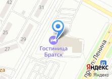 Компания «Мтт» на карте