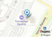 Компания «СибирьБизнесКонсалтинг» на карте