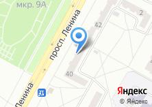 Компания «ЭКСИСТ» на карте