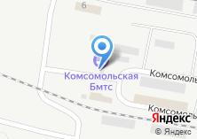 Компания «ПРОМСНАБ» на карте