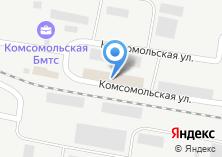 Компания «Гидрокомплект торговая компания» на карте