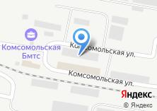 Компания «Сибимпэкс» на карте