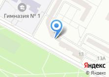 Компания «Таежный» на карте
