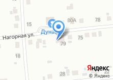 Компания «У-Дачный» на карте